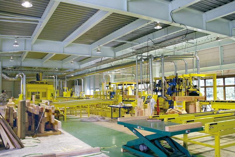長南事業所第三工場(6,700坪)